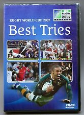 iRB Rugby World Cup 2007 France Best Tries (DVD) NEW South Africa D851