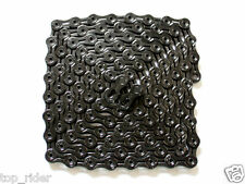 KMC X10SL DLC Bike Chain 112L Super Light Diamond Coating Black/Black