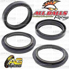 All Balls Fork Oil & Dust Seals Kit For KTM EGS 250 1997 97 Motocross Enduro