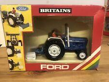 Rare Britains Ford 6600 Tractor & Scraper