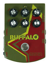 MOEN MO-BA Buffalo 3 Band EQ, DI Guitar Pedal - Gen 3 with 9V Linear Power
