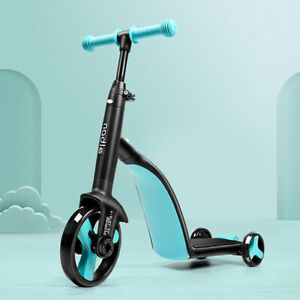NADLE Multifunctional 1-6 Years Old Children's Scooter