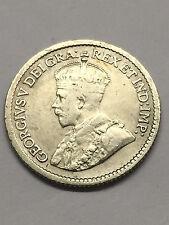 1916 Canada  5 Cent Silver VF+ #1713