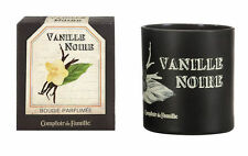 Comptoir de Familie fragancia vela vainilla Noir 40 brennstunden