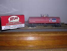 ATLAS #1090-1  Standard Chem. 11,000 Gallon Tank Car #55214 Weathered H.O. 1/87