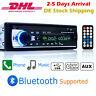 Bluetooth 1DIN Autoradio Lecteur MP3 /USB /SD /AUX-IN FM Lecteur Radio Numérique