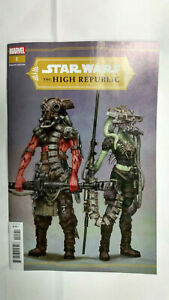 STAR WARS: THE HIGH REPUBLIC #1 1st Printing - Concept Variant 1:10 /2021 Marvel