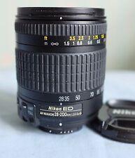 Nikon Nikkor 28-200mm f/3.5-5.6 AF-G zoom lens. Mechanically OK but some fungus