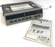 Vtg General Electric Spacemaker Kitchen Companion Am/Fm Radio 7-4222 W/ Manual