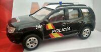 1/43 DACIA DUSTER POLICIA NACIONAL  COCHE DE METAL A ESCALA COLECCION DIE CAST