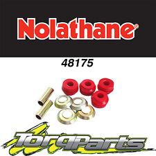 NOLATHANE TORSION BAR BUSHES SUIT HOLDEN RODEO TF R7 R9 MINITRUCK 88-03 48175