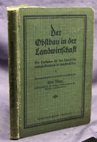 Illing Der Obstbau in der Landwirtschaft um 1930 Geschichte Natur Handwerk sf