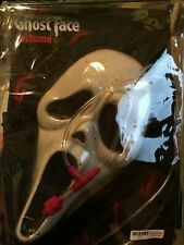 Ghost Face Costume for Halloween - Bleeding Ghost - SCRE4M