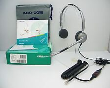 ADD220-02 NC Headset for Cisco 7961 7962 7965 7970 7971 7975 7985 8941 8945 8961