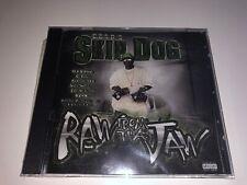 CD: SKIP DOG - Raw From Tha Jaw (2008 Mayhem Family Ent.) Sealed Cali Rap G-Funk