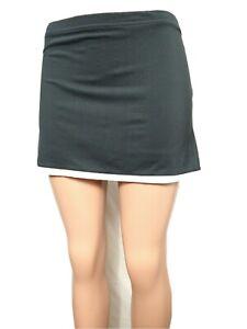 August Sportswear Women MEDIUM Athletic Skort Built-in Short Golf/Tennis(#f14