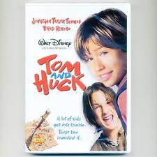 Disney Tom and Huck, 1995 PG family action movie, new DVD Jonathan Taylor Thomas