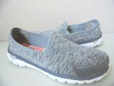Women's Danskin Now Memory Foam Loafers Size 9 Gray Loafers Shoes