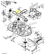 McCulloch Cutter Deck Cinghia di trasmissione si adatta M14597, M145-97, M115-97T 532 40 83-81