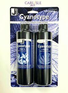 Jacquard Cyanotype 2 Component Sensitizer Set