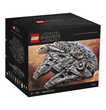 Lego Star Wars 75192 Millenium Falcon-OVP-Double boxed-New -