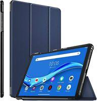 "Premium Slim light Protective Cover Case for Lenovo Tab M10 Plus TB-X606F 10.3"""