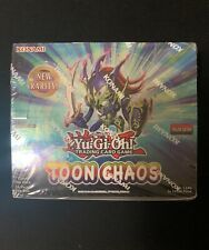 Yugioh 1st Edition Toon Chaos Booster Box