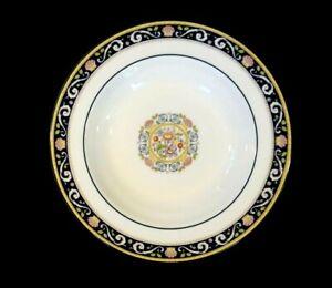 Beautiful Wedgwood Runnymede Rimmed Soup Bowl