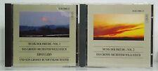2cd Willi Stech & Erwin metiti musica di gioia vol.1 + 2 hgbs (MPS) 1995/6