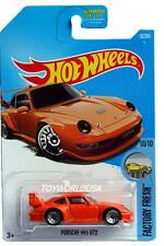 2017 Hot Wheels #30 Factory Fresh Porsche 993 GT2