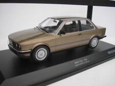 BMW 323i 1982 BRAUN METALLIC 1/18 MINICHAMPS 155026004 NEU