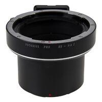 Fotodiox Pro Lens Adapter Hasselblad V-Mount Lens to Nikon Z-Mount Z6 and Z7