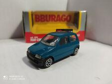 Fiat CINQUECENTO 1/43 Bburago with origanal box