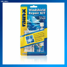 Rain‑X 600001 Windshield Repair Kit, for Cracks, Stars, Chips & Bulll's-Eyes