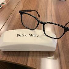 Felix Gray Black Glasses Blue Light Reading Unisex Men Women Glare UV Blocking