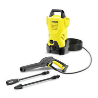Karcher 1,600 PSI 1.25 GPM Compact Electric Pressure Washer 1.602-114.0 new
