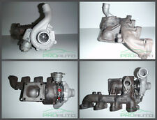 TURBO TURBOCHARGER FORD FOCUS I 1.8 TDCI MELETT CHRA FITTED, NOT CHINESE !!!