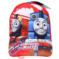 Thomas Tank Engine Friends Kids Hat Thomas James Baseball Cap -Let's Race