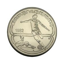 elf Hungary 100 Forint 1982 World Cup Soccer