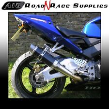 Honda CBR900 929 FIREBLADE 2000-2001 A16 MOTO GP STUBBY EXHAUST  t/o