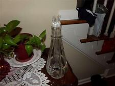 MADE IN FRANCE DECANTER / BOTTLE WITH ORG. POURER'S ESTATE RARE***