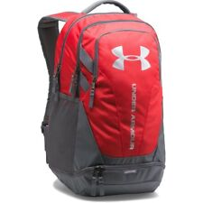 Under Armour UA Storm Hustle 3.0 Backpack Back Pack Bag - Red - (1294720 600)