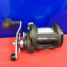 Okuma Contoura CR-203CS Conventional Fishing Reel