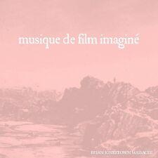 MUSIQUE DE FILM IMAGINÉ - BRIAN JONESTOWN MASSACRE - 2014 - NEUF NEW NEU