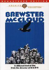 Brewster McCloud DVD Region ALL DVD-R/WS