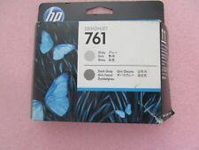 HP - Plotter Druckkopf Nr. 761 Gray-dark Gray DesignJet T 7100