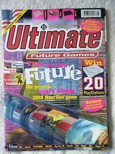 62376 Issue 09 Ultimate Future Games Magazine 1995