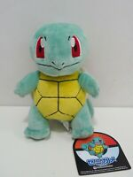 "Squirtle Pokemon Center original OA 2013 Plush 7"" TAG Toy Doll Japan"