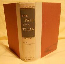 Rare The Fall of a Titan Novel Igor Gouzenko Prepublication Ed.Signed Number 591