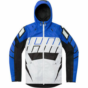 2021 Icon Mens Airform Retro Motorcycle Jacket w/ D30 Armor - Pick Size/Color